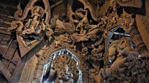 tempio della Verità Pattaya
