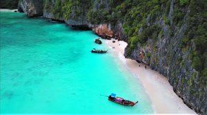 mare isola di krabi thailandia