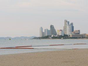 spiaggia centrale di pattaya