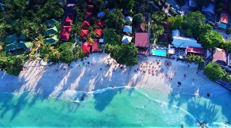 spiaggia Chaweng Beach thailandia