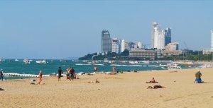 beach pattaya thailandia
