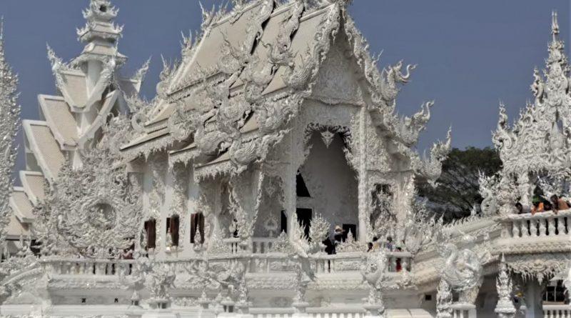 Tempio Thailandia del nord