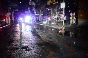 incidente in walking-street